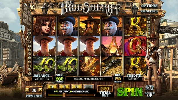 can you win real money on extreme slots by sheriff