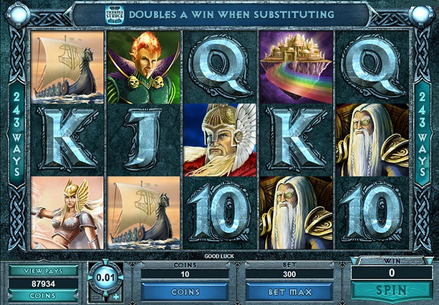 Thunderstruck II | Euro Palace Casino Blog