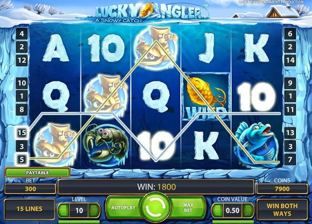 online casino euro angler online